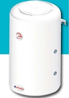 Boiler electric cu serpentina Atlantic Ego 100L